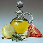 Средство от боли - в оливковом масле